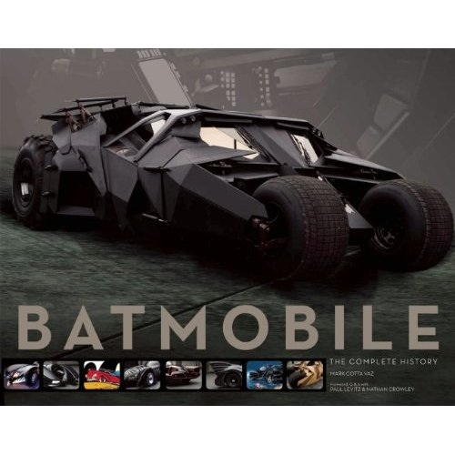 Batmobile: The Complete History – Book Review