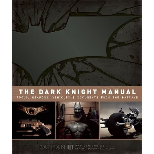 The Dark Knight Manual – Book Review