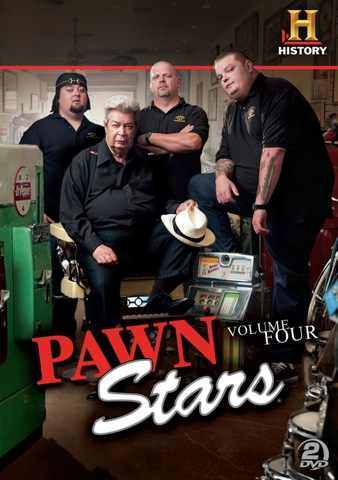 Pawn Stars: Volume Four – DVD Review