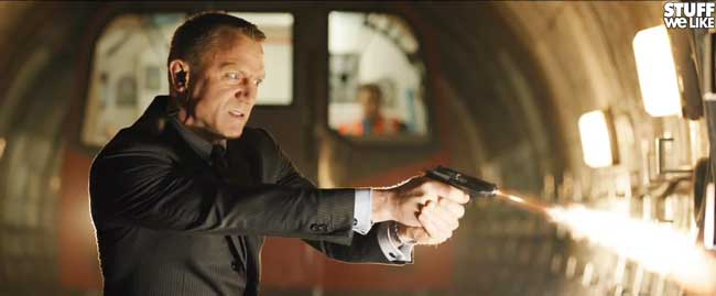 007 Skyfall James Bond