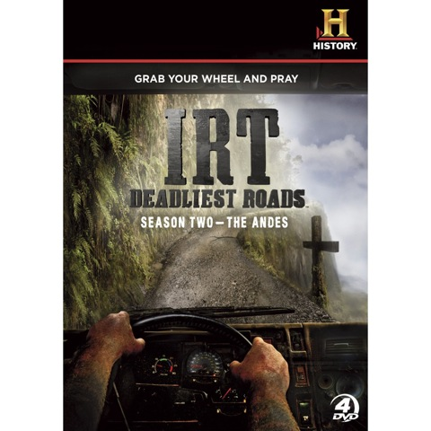 IRT Deadliest Roads: The Andes, Season Two