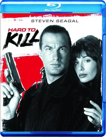 Hard to Kill on Blu-ray