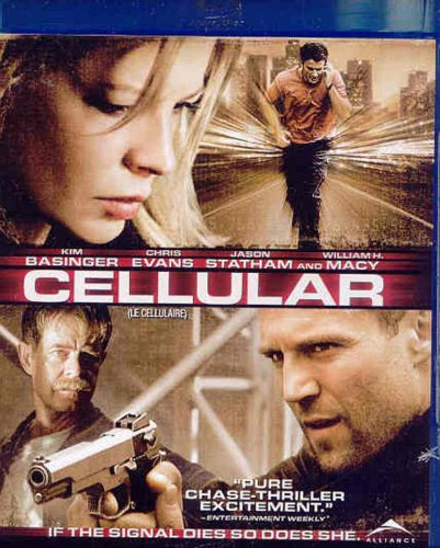 Cellular on Blu-ray