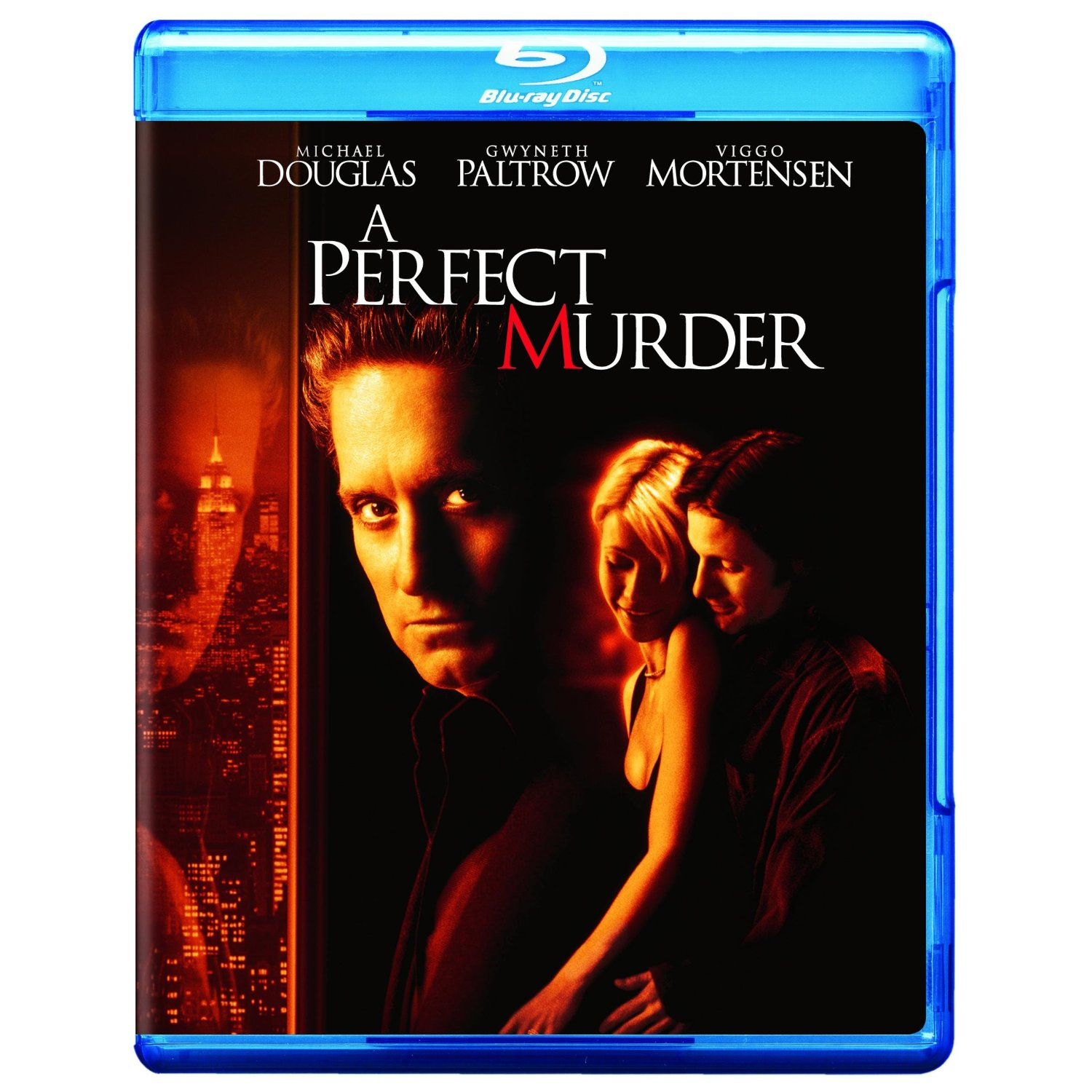 A Perfect Murder on Blu-ray