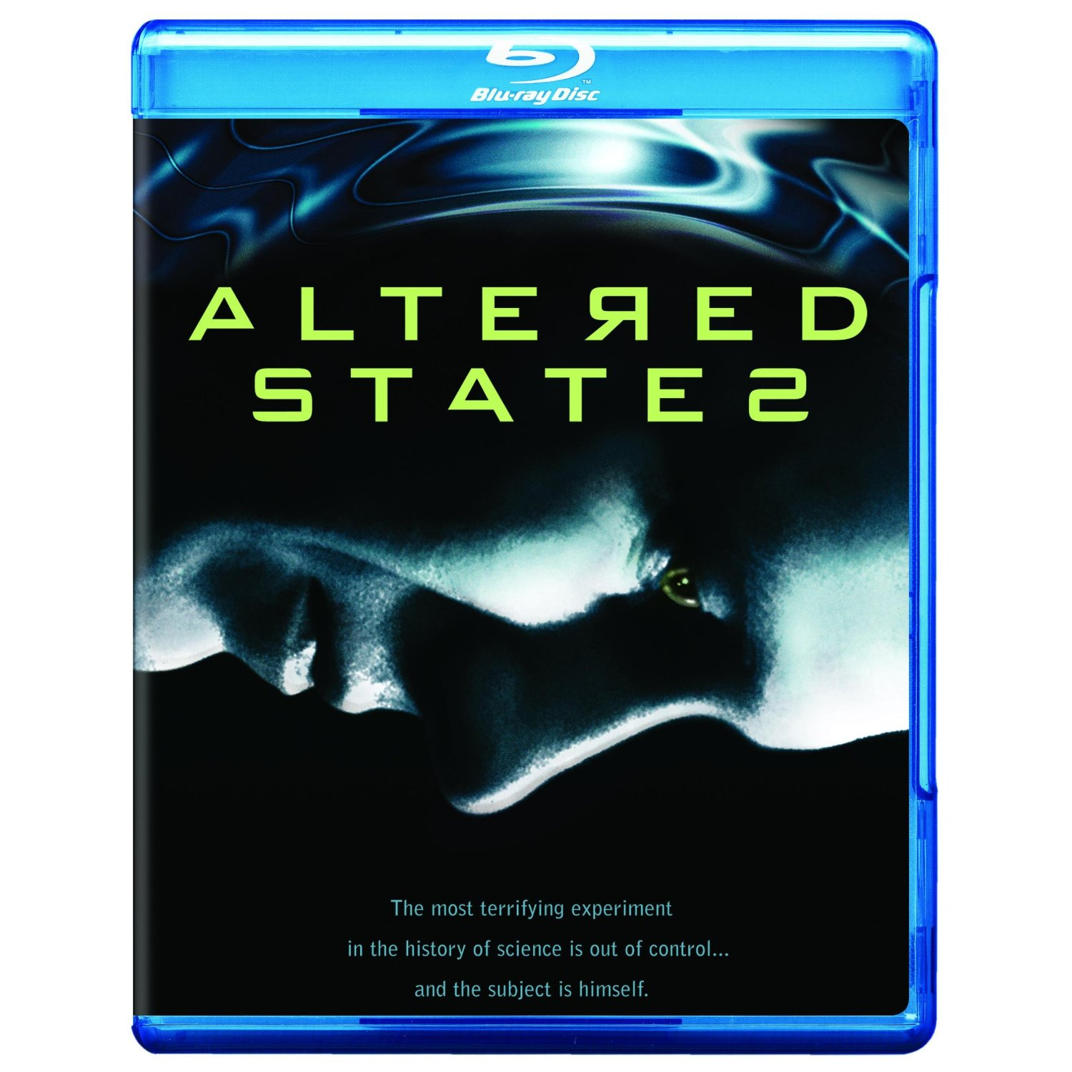 Altered States on Blu-ray