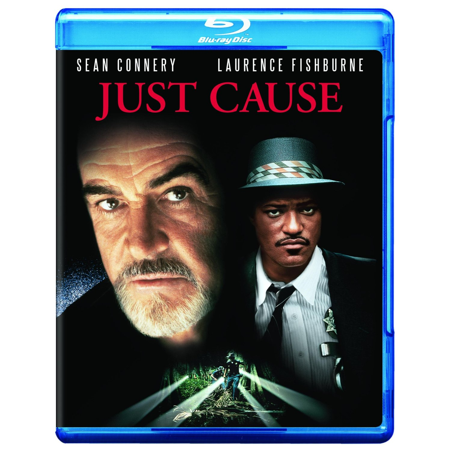 Just Cause on Blu-ray