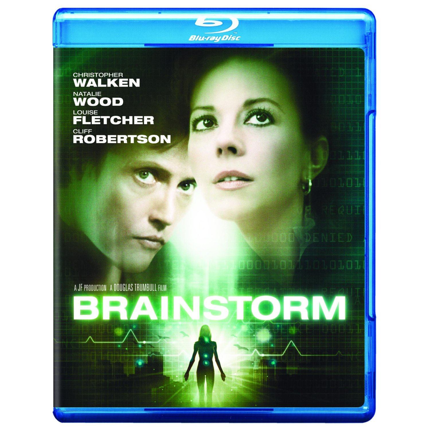 Brainstorm on Blu-ray