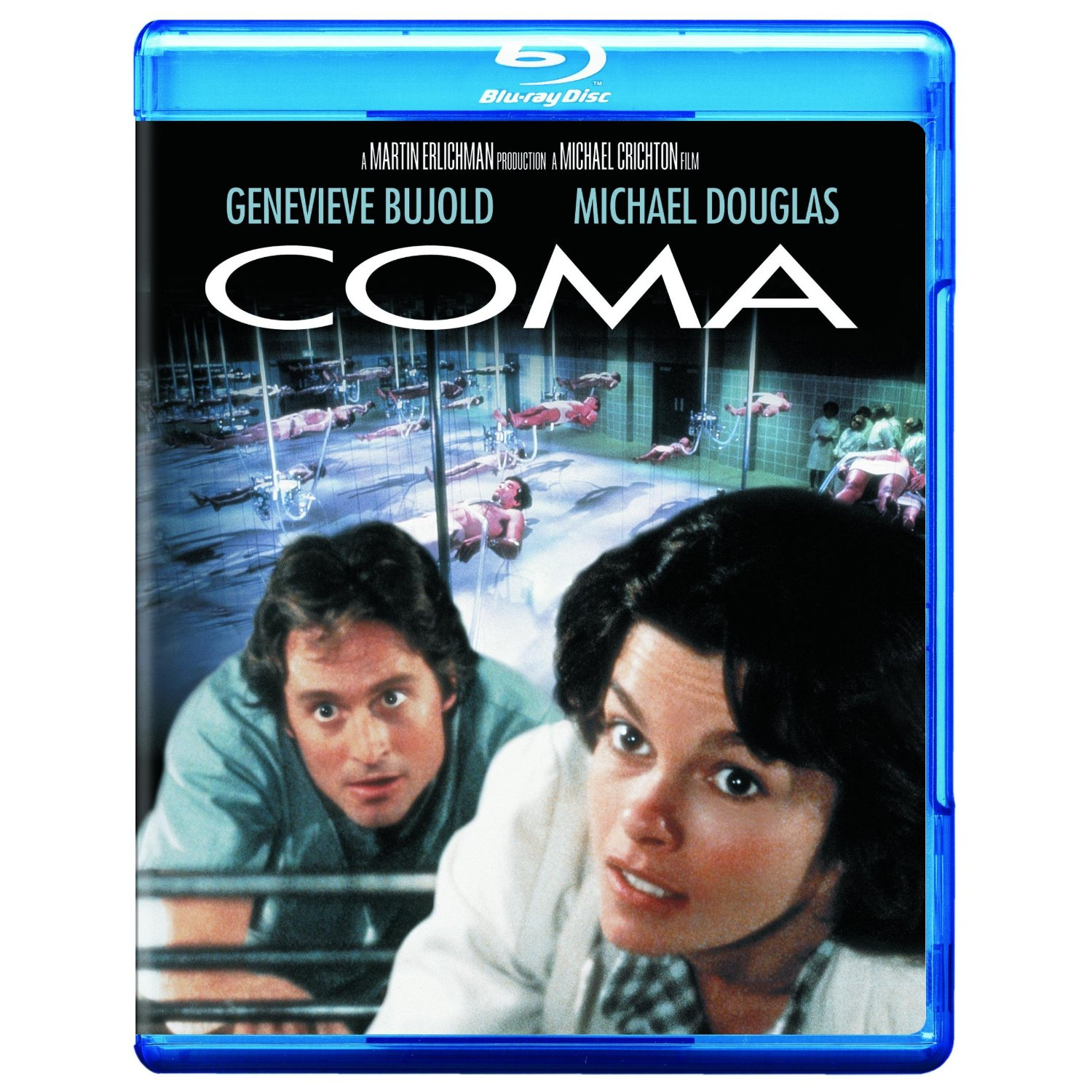 Coma on Blu-ray