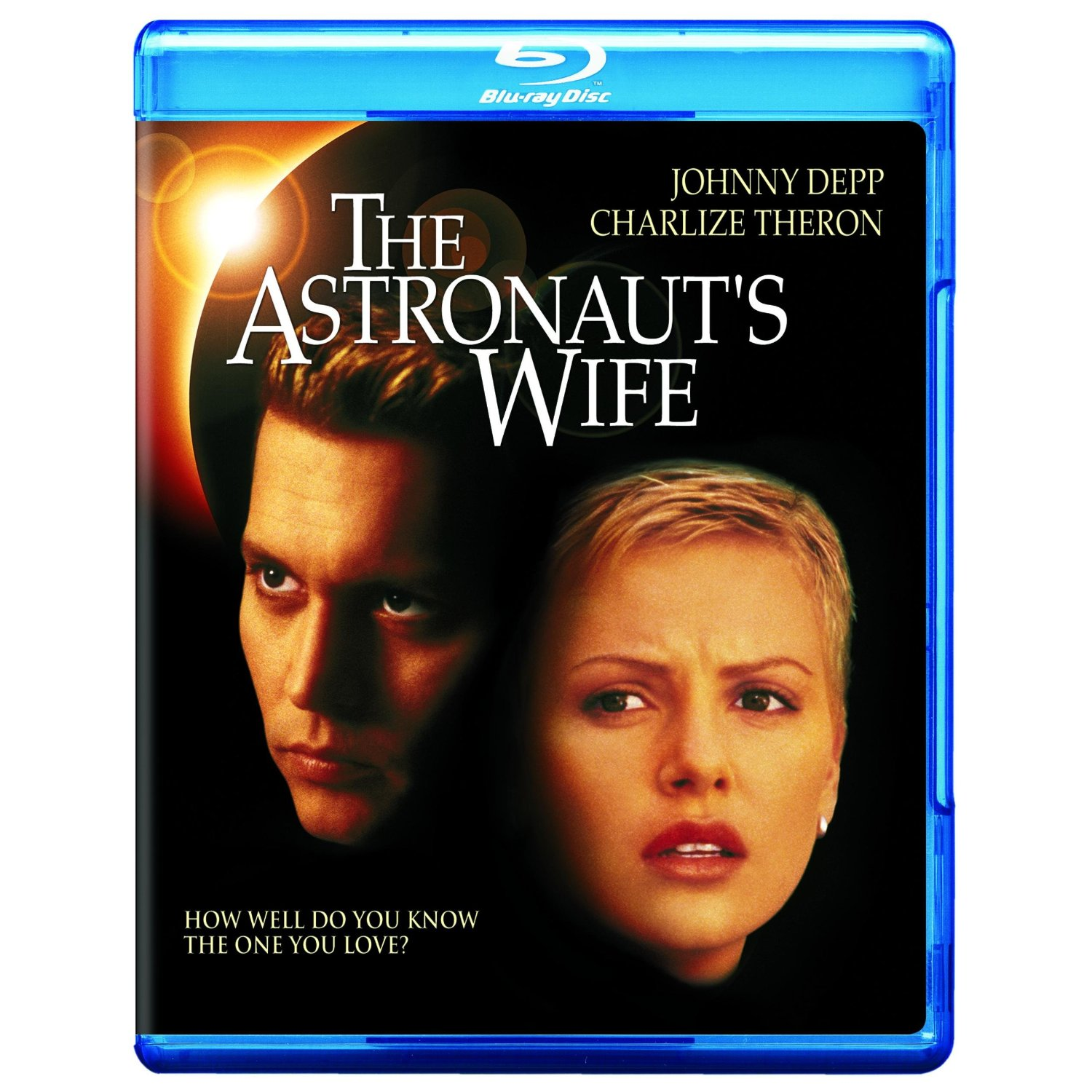 The Astronaut's Wife on Blu-ray