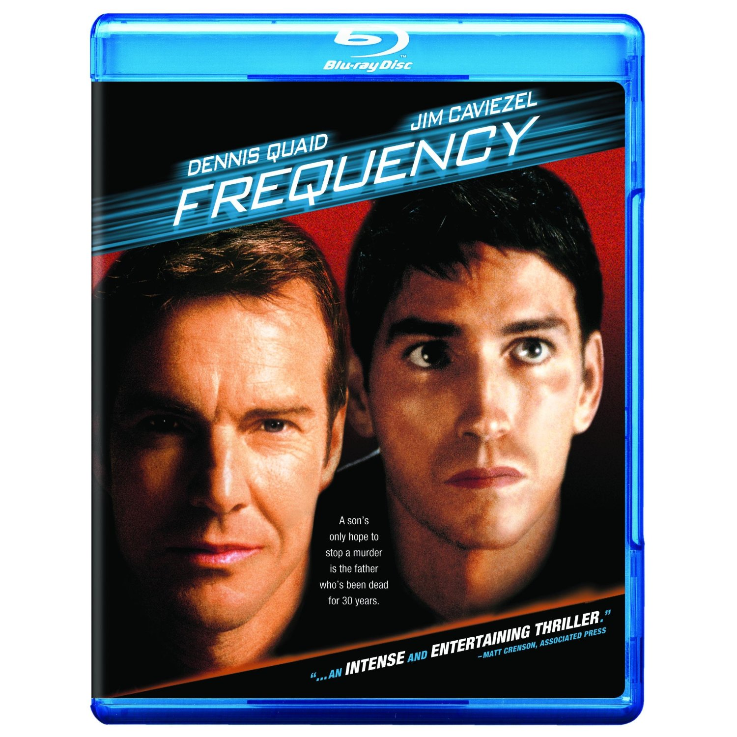 Frequency on Blu-ray