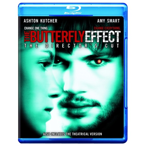 The Butterfly Effect on Blu-ray