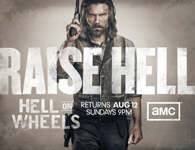 Hell on Wheels: Season Two
