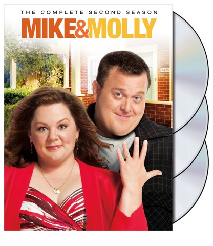 Mike & Molly: The Complete Second Season on DVD