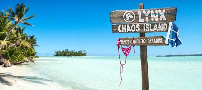 Lynx Chaos Island
