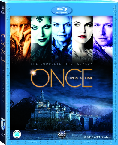 Once Upon a Time: Season One on Blu-ray
