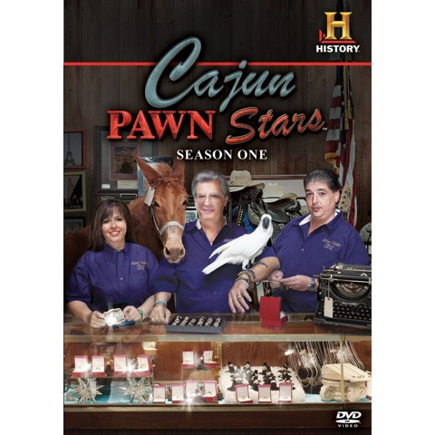 Cajun Pawn Stars: Season One
