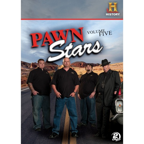 Pawn Stars: Volume Five