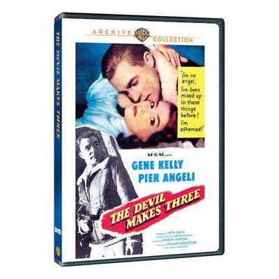 The Devil Makes Three on DVD