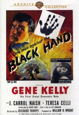 Black Hand on DVD