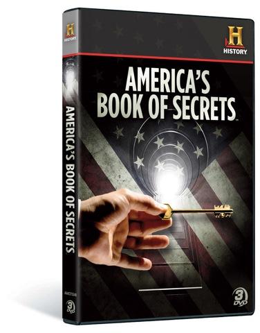 America's Book of Secrets DVD