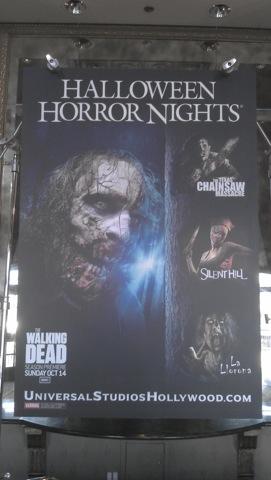 HHN 2012 Poster