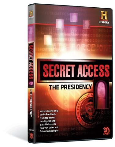 Secret Access: The Presidency on DVD