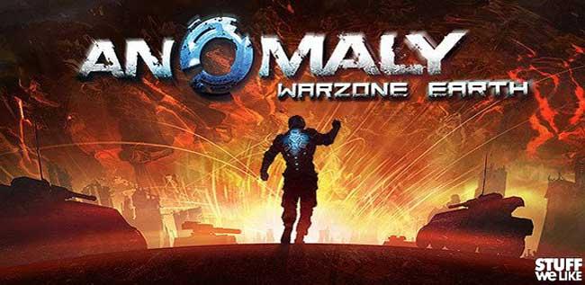 Anomaly Warzone Earth