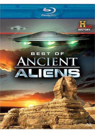 The Best of Ancient Aliens Blu-ray