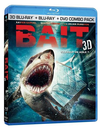 Bait 3D on Blu-ray