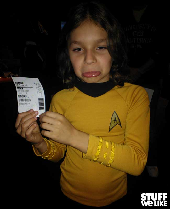 Star Trek Kid