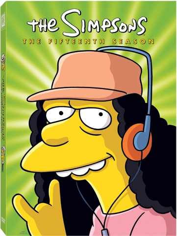 The Simpsons: The Complete Fifteenth Season