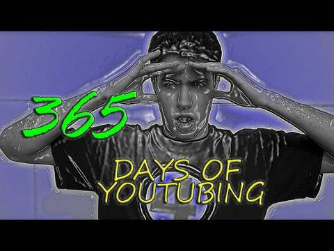 365 Days of YouTubing – Day 1