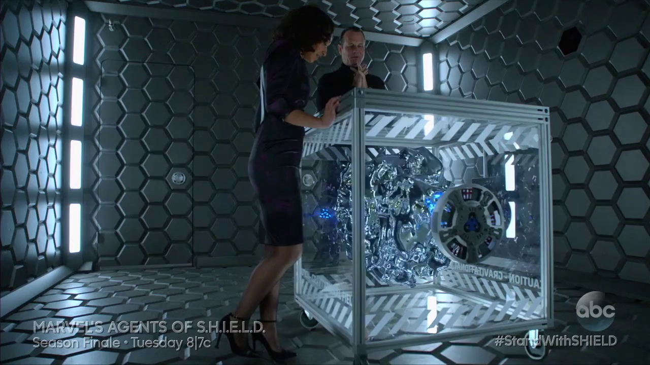 Marvel's Agents of S.H.I.E.L.D. Season 1, Ep. 22 – Clip 1