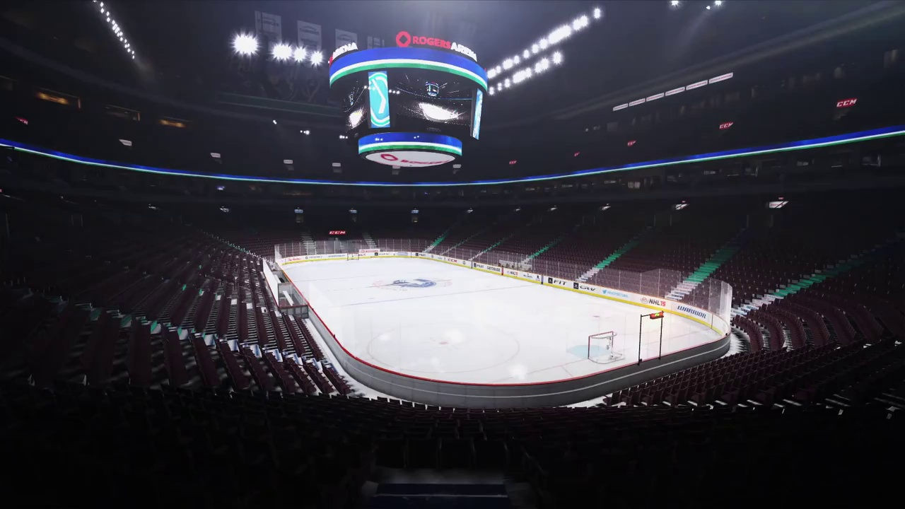 NHL 15  Teaser