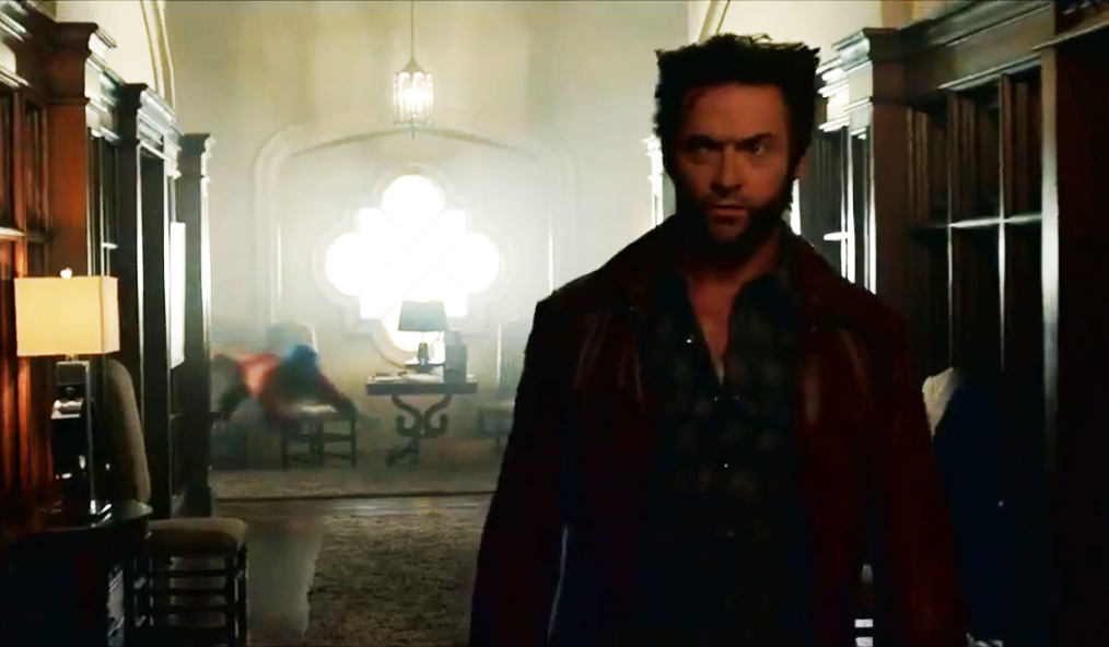 X-Men Days of Future Past – Wolverine Meets Beast