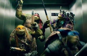 TMNT Movie – Knock Knock
