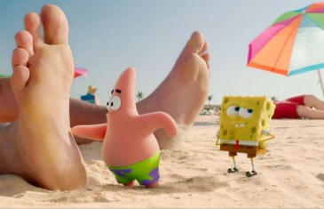 The SpongeBob Movie Sponge Out of Water Trailer