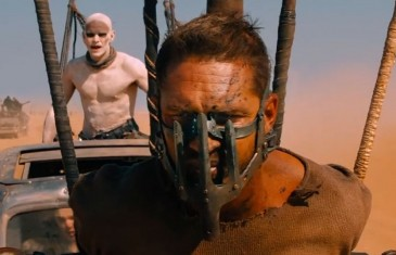 Mad Max Comic-Con Trailer
