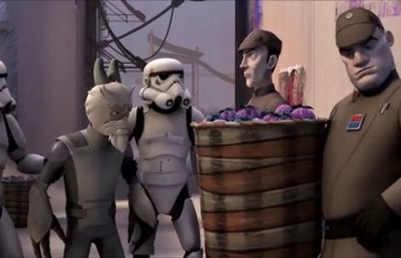 Star Wars Rebels: Extended Preview