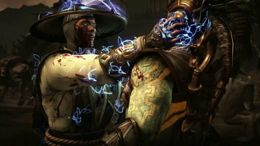 Mortal Kombat X Raiden Trailer