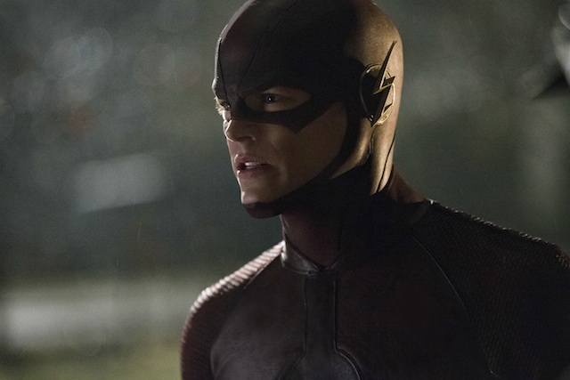 Grant Gustin as The Flash -- Photo: Jack Rowand/The CW -- © 2014 The CW Network, LLC. All rights reserved