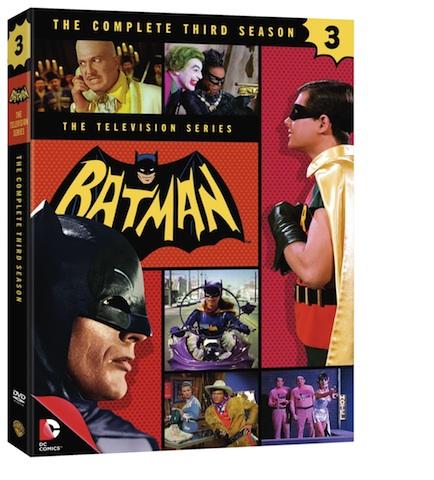 Batman: The Complete Third Season