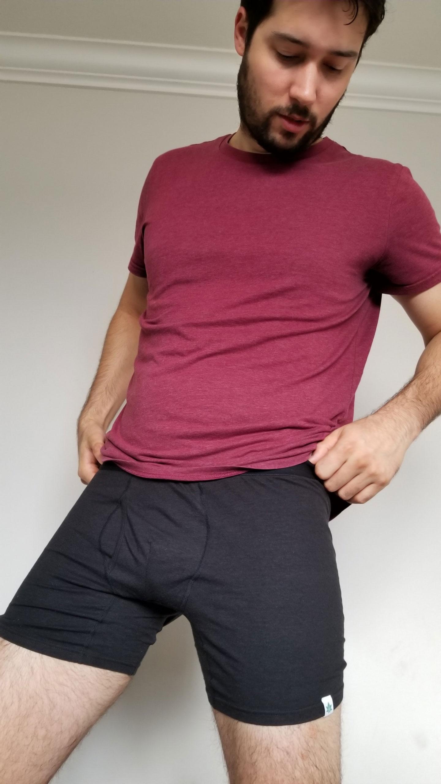 WAMA Men's Hemp Boxer Brief Review